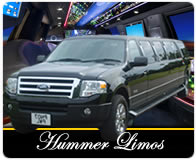 Hummers and Lincoln Limos